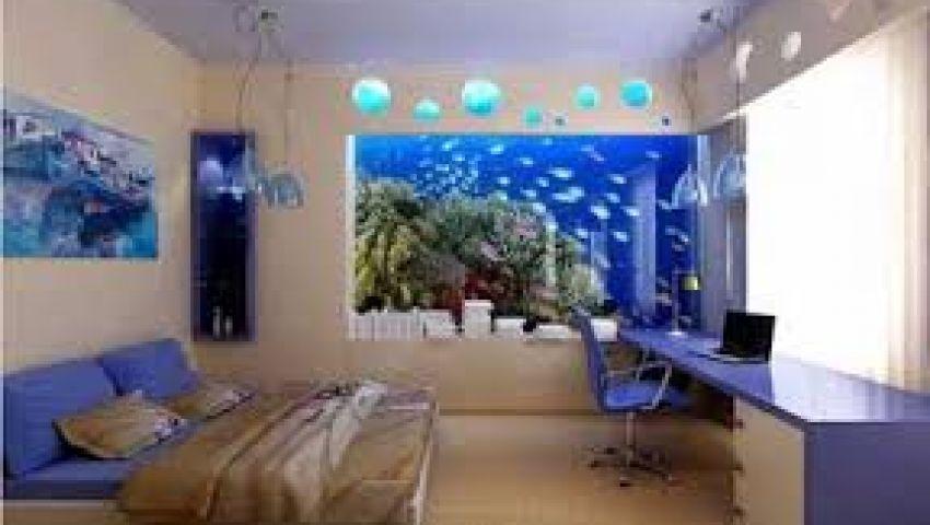 بالصور: غيرى ديكور منزلك بحوائط الـ 3D