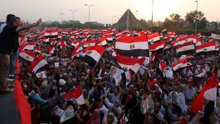 متظاهرو الدفاع يواصلون الاعتصام لليوم الثالث