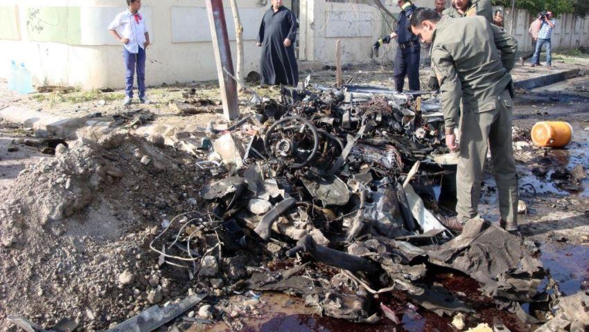 20 قتيلا و59 جريحا في 4 تفجيرات بكركوك وبغداد