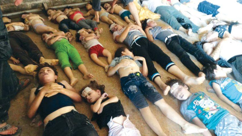 حظر الأسلحة الكيميائية تؤكد استخدام غاز الخردل في سوريا