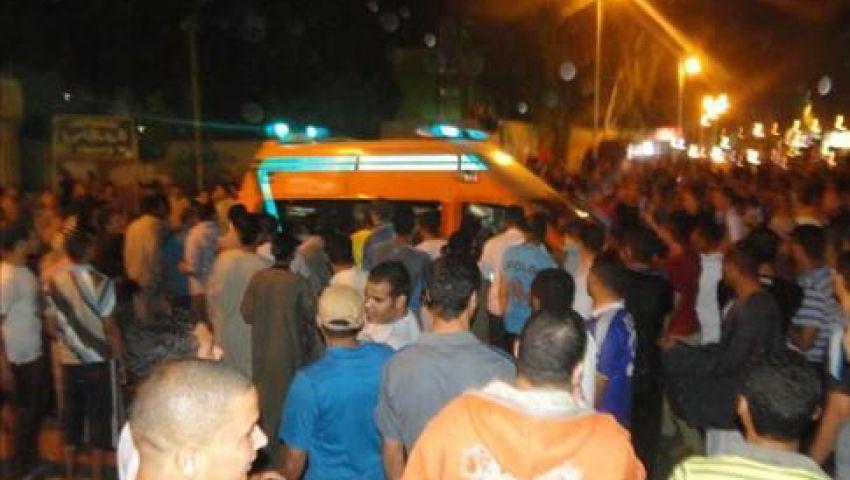 شهود عيان: إصابة أكثر من 70 طالبًا بخرطوش الأمن