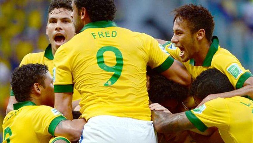 فيديو..البرازيل تلاعبت بإيطاليا برباعية