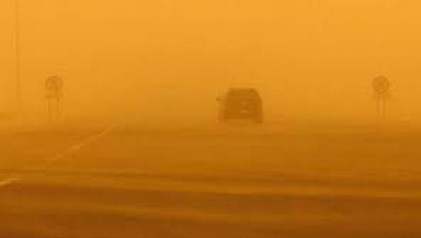عاصفة ترابية تؤجل سفر رئيس الوزراء الليبى