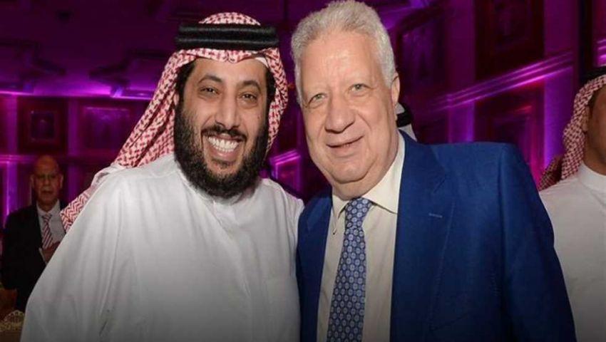 فيديو  بالزغاريد والأحضان.. هكذا استقبل نادي الزمالك تركي آل الشيخ