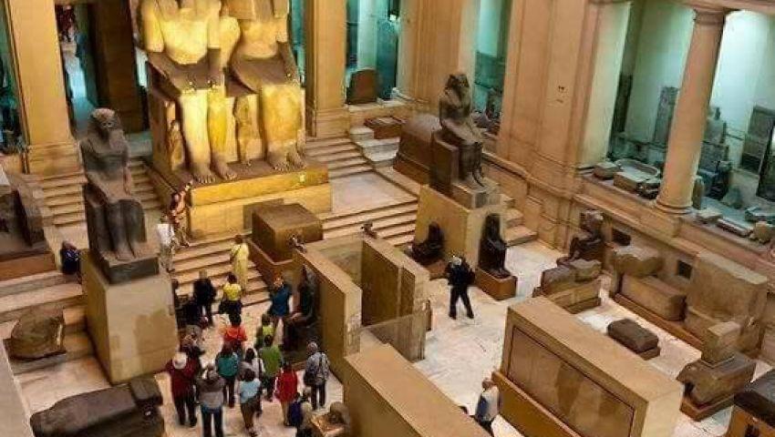 «اكتشاف الموتي» بالمتحف المصري.. 15 جمجمة تعود لـ 6 آلاف عام