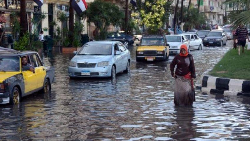 حقيقة سقوط أمطار على السواحل الشمالية والصحراء الغربية الثلاثاء المقبل