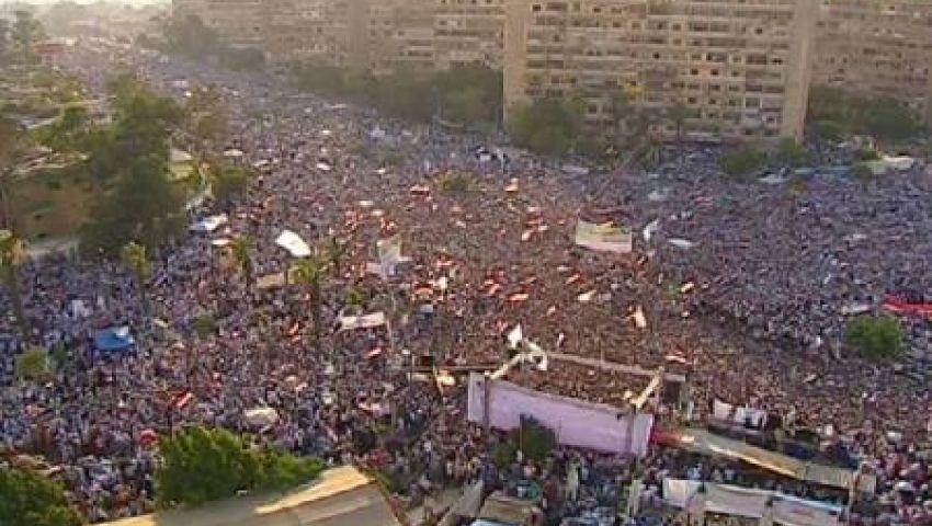 التليفزيون المصري يعتذر لعدم بث اعتصام صور من  رابعة