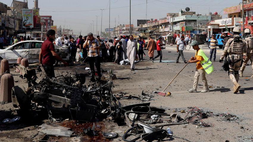 مقتل 25 في هجمات بأنحاء متفرقة في العراق