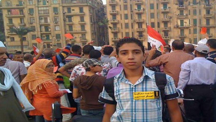 السبت.. وقفة احتجاجية للإفراج عن أحمد أيمن