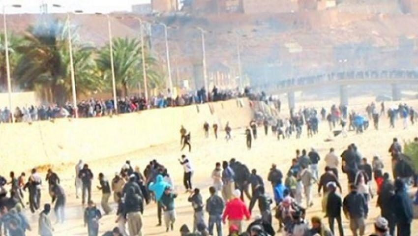 6  آلاف عنصر أمن للإنهاء اشتباكات غرداية الجزائرية