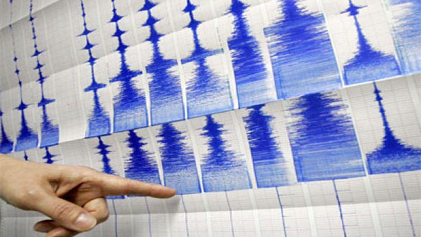 زلزال بقوة 5.8 درجة يضرب اليونان يشعر به سكان القاهرة
