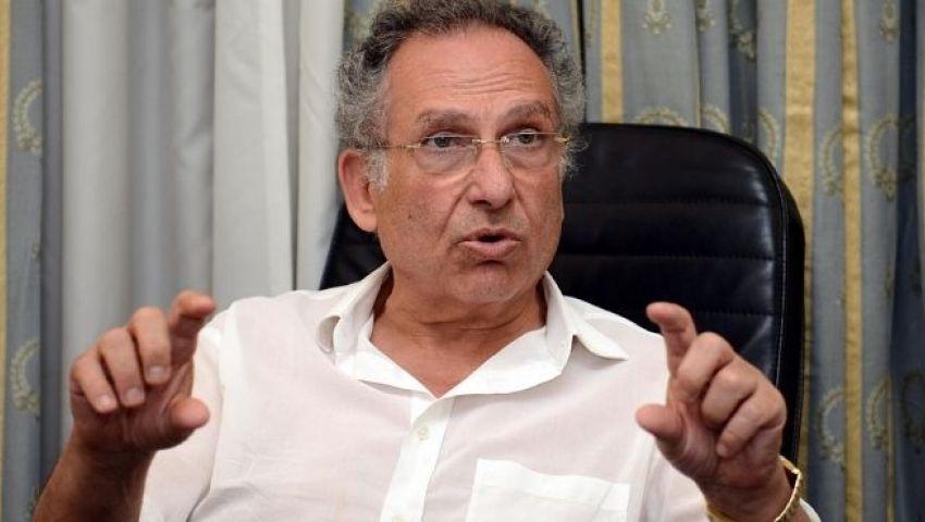 ممدوح حمزة: أتمنى ألا تؤدي زيارة الملك سلمان إلى بيع المزيد من أرض مصر