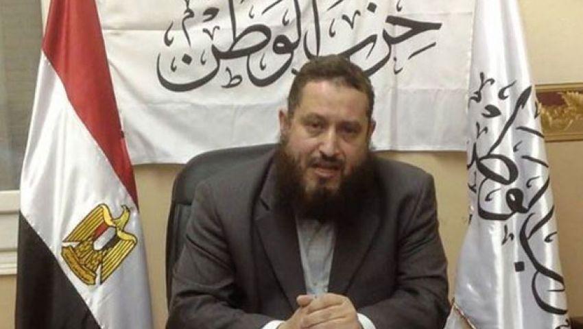 الوطن السلفي: نرفض إقصاء أي طرف سياسي في المرحلة المقبلة