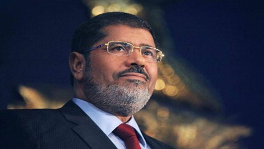 مصدر: إلغاء الجوازات الدبلوماسية لمرسي ومساعديه