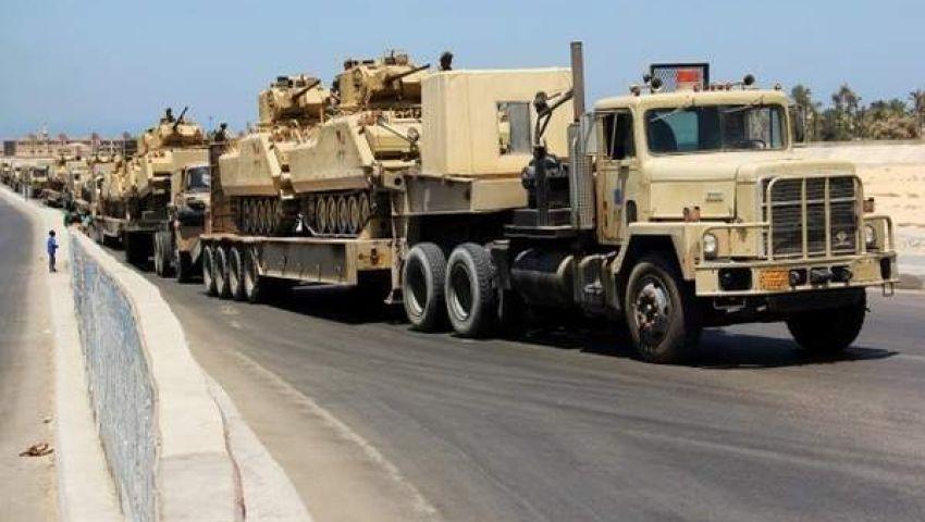الجيش المصري: ساعة الحساب اقتربت في سيناء