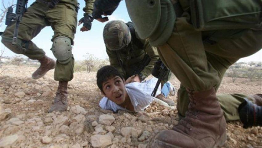 رايتس ووتش: إسرائيل تنتهك الأطفال الفلسطينيين المحتجزين