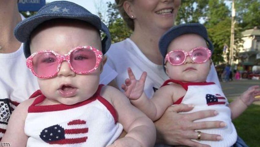 زيادة في ولادة التوائم بأمريكا