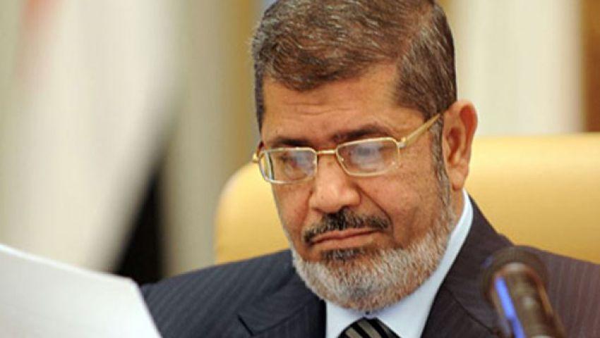 انفراد.. كواليس التحقيق مع الرئيس المعزول خارج القاهرة