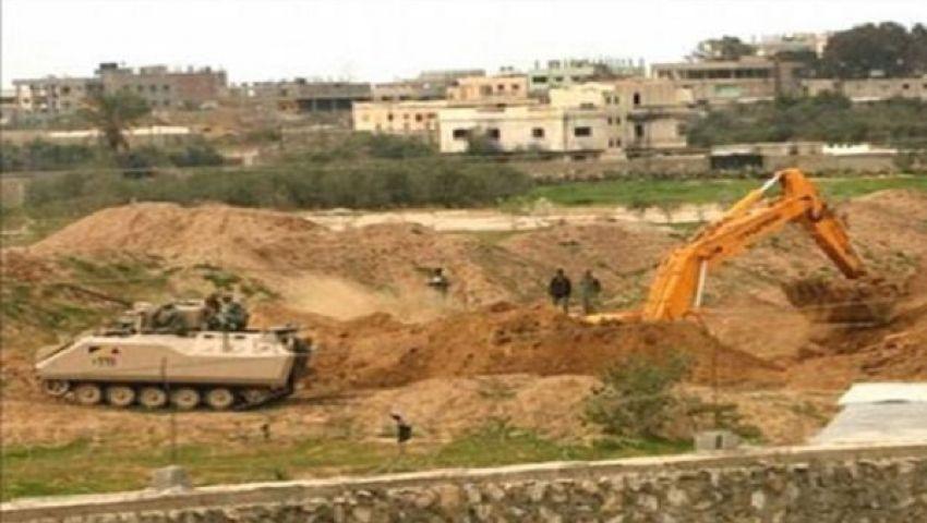 الجاديان: غزة تختنق عقب عزل مرسي