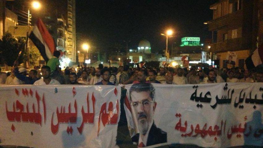 صامدون: اعتقال قيادات الإسلاميين لن يؤثر على الفعاليات القادمة