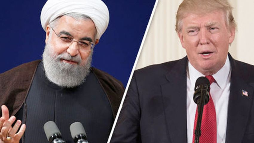 حرب التصريحات تشتعل.. هكذا رد روحاني على عقوبات ترامب