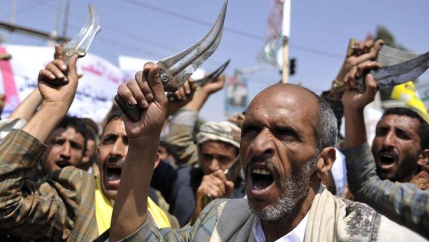 الحوثيون يعلنون مكافأة 93 ألف دولار للقبض على هادي