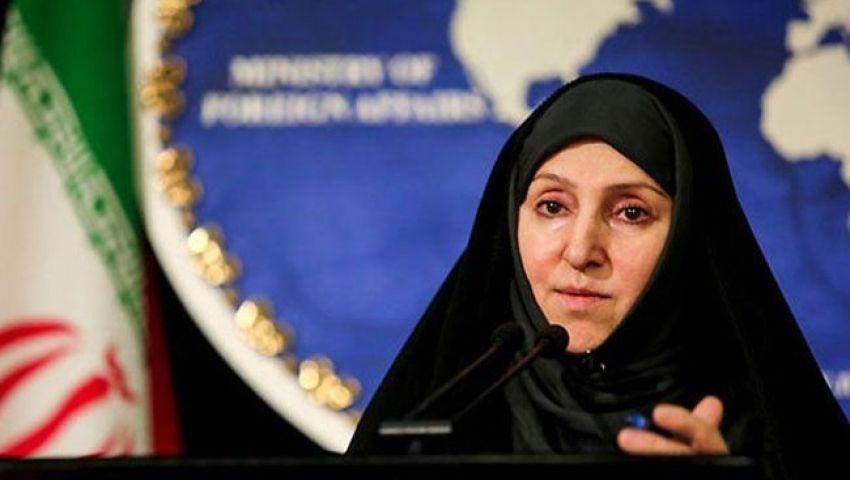 الخارجية الإيرانية: تصريحات كيري تطبيل إعلامي