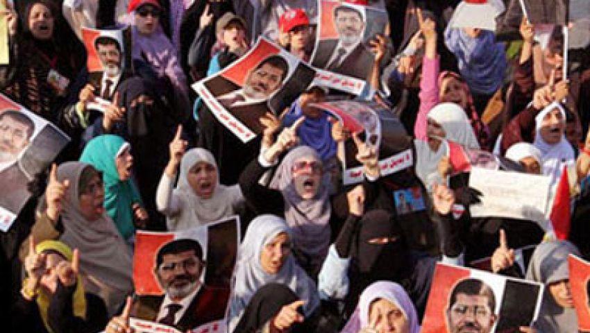 نساء ضد الانقلاب تحيي ذكرى مناهضة العنف ضد المرأة