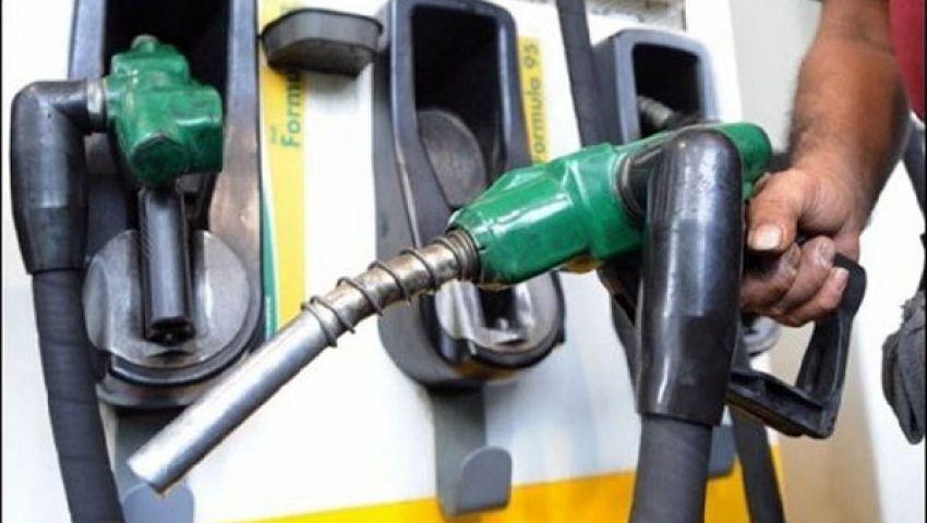 50  طن بنزين لدعم محطات الوادي الجديد