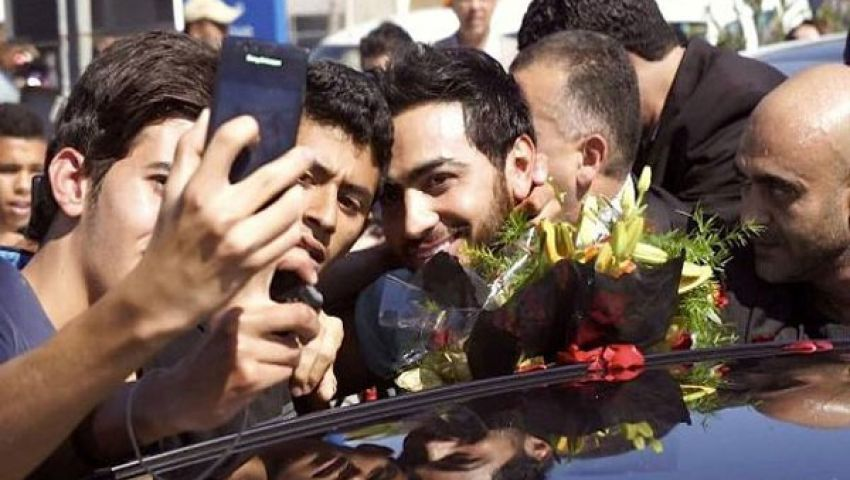250  ألف متفرج يحتفلون بتامر حسني في ختام مهرجان موازين