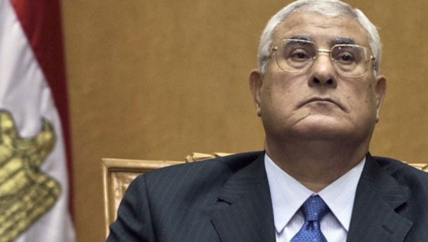 لجنة تعديل الدستور تسلم النسخة النهائية للرئيس منصور