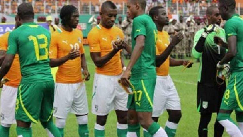 السنغال تسعى لتحطيم عقدة الأفيال