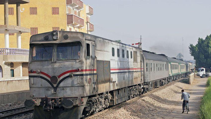 خطة لتأمين حركة القطارات بعد عودتها إلى العمل