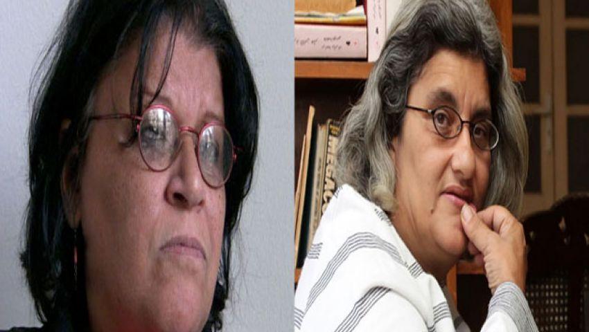 ليلى سويف وعايدة سيف الدولة تضربان عن الطعام