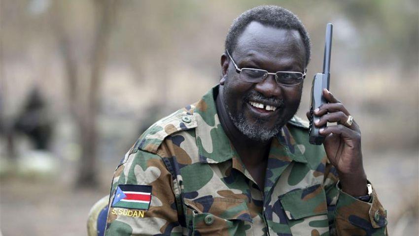 ريك مشار: لا وجود لقوات مصرية في جنوب السودان