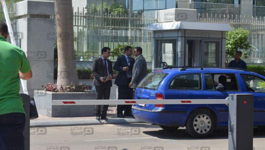 بالصور.. افتتاح السفارة السعودية يشل حركة المرور