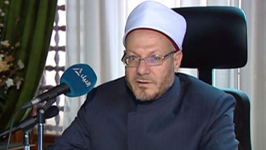 مفتي الجمهورية: العاشر من رمضان إعلاء لقيم الانتماء للوطن