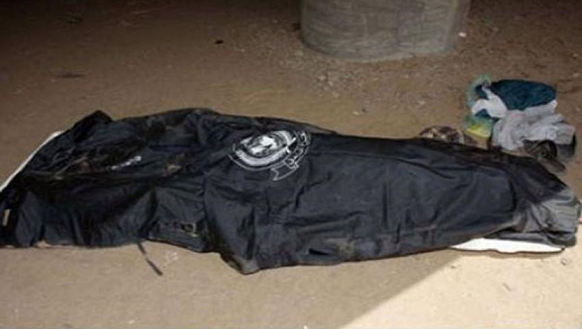 العثور على جثة متفحمة بطريق أسوان الصحراوي