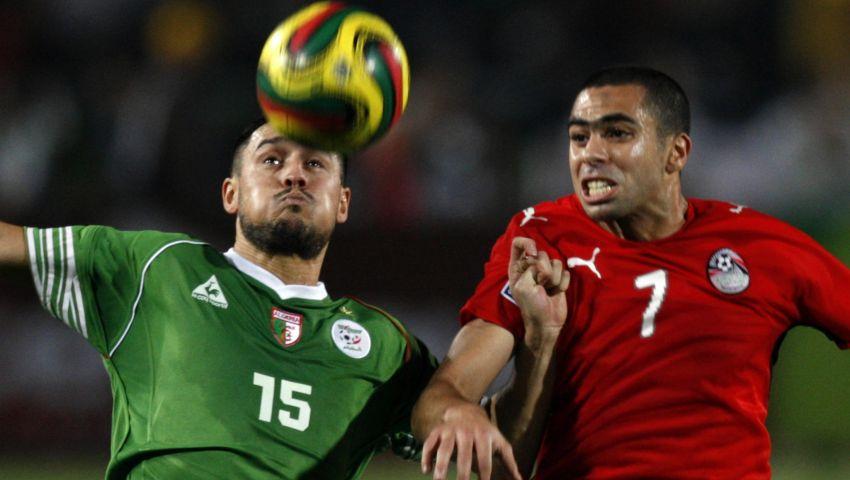 توقعات بمواجهة جديدة بين مصر والجزائر