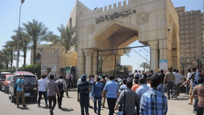 تجديد حبس طالب تركي في القاهرة