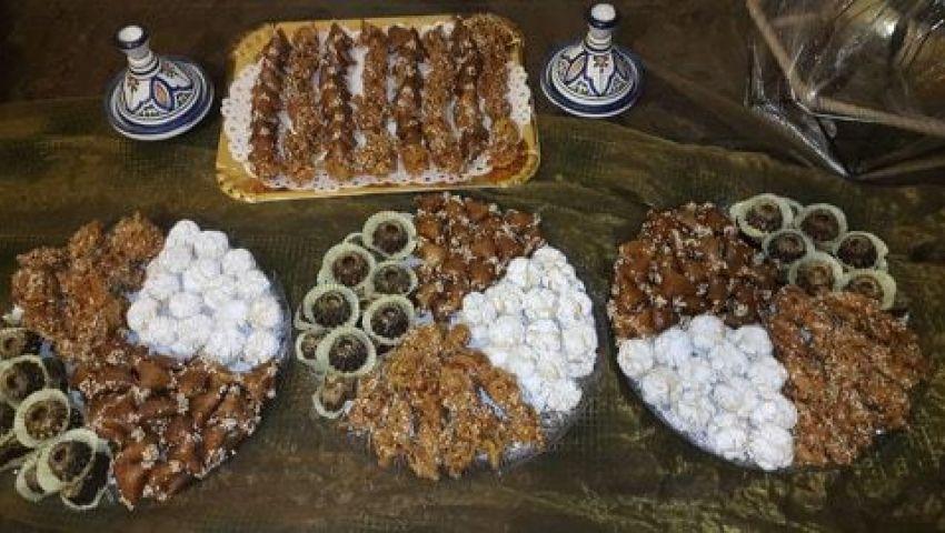 «من قبل ما يجي بشهر».. الحلوى مغربي و«الأكيلة مصريين»