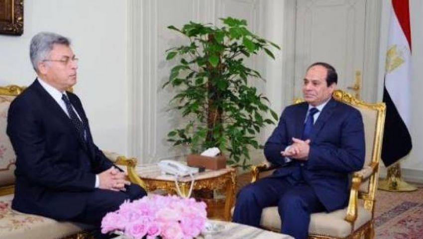 قرار جمهوري بمد عمل رئيس الرقابة الإدارية لمدة عام