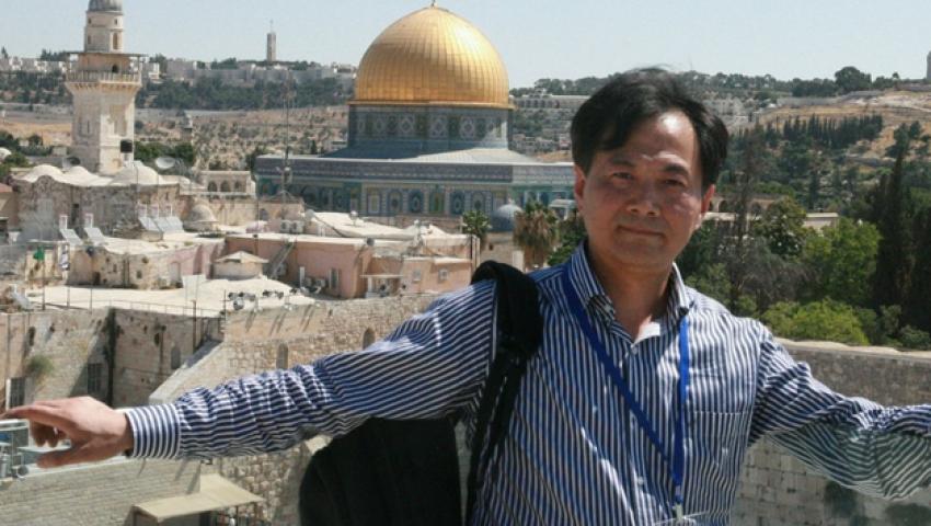 خواطر صيني عن غزة ... وأبعد