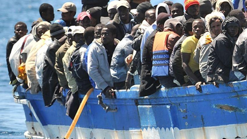 خفر السواحل الإيطالي ينقذ 1800 مهاجر من البحر