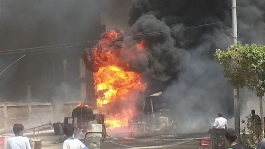مقتل مجند في انفجار عبوة ناسفة بقوة راجلة غرب الشيخ زويد