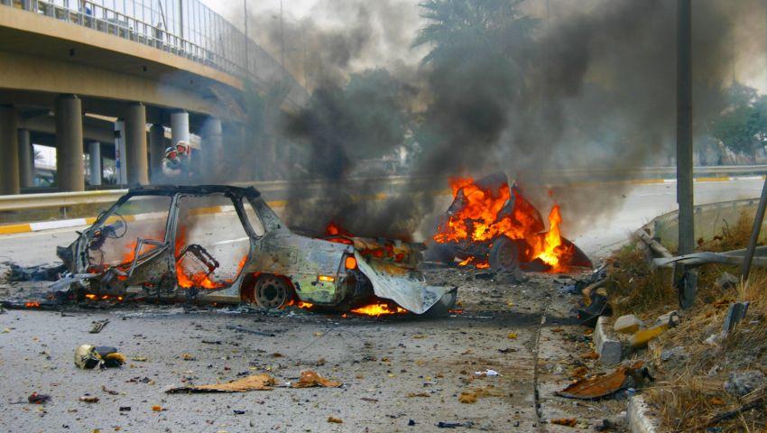 مقتل 10 وإصابة 37 بانفجار سيارة في بغداد