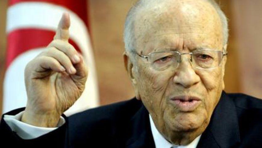 السبسي: نجاح الربيع العربي في تونس مرتهن بالانتخابات المقبلة