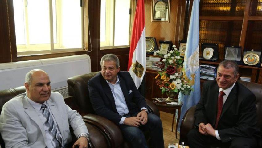 الإمارات تقرب وجهات النظر بين وادا والرياضة المصرية