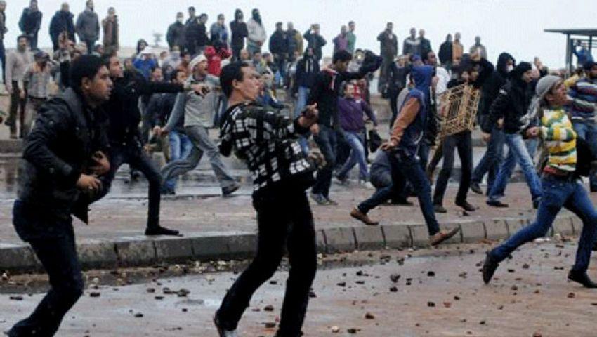 انتقادات لفيديو إلقاء مواطن من سطح عقار بالإسكندرية