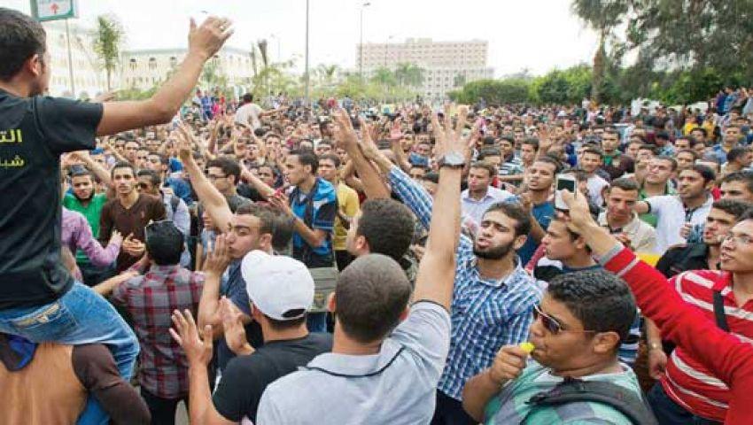 دعوة لـثورة طلابية ضد التدخل الأمني في الجامعات